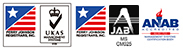 伏虎金属工業株式会社ISO認証書